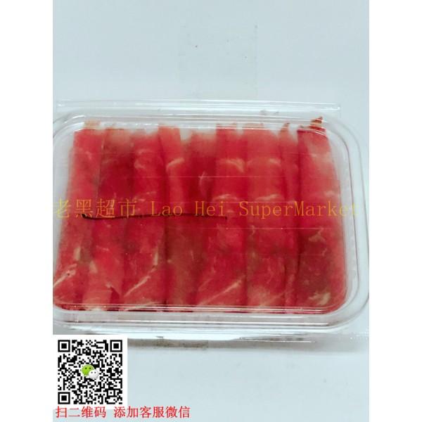 冻涮牛肉卷 200g