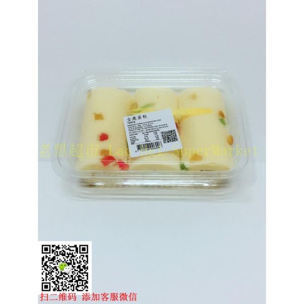 意大利 金鹿食品 蛋糕100g
