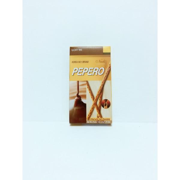LOTTE韩国 第一品牌  巧克力饼干棒 50g