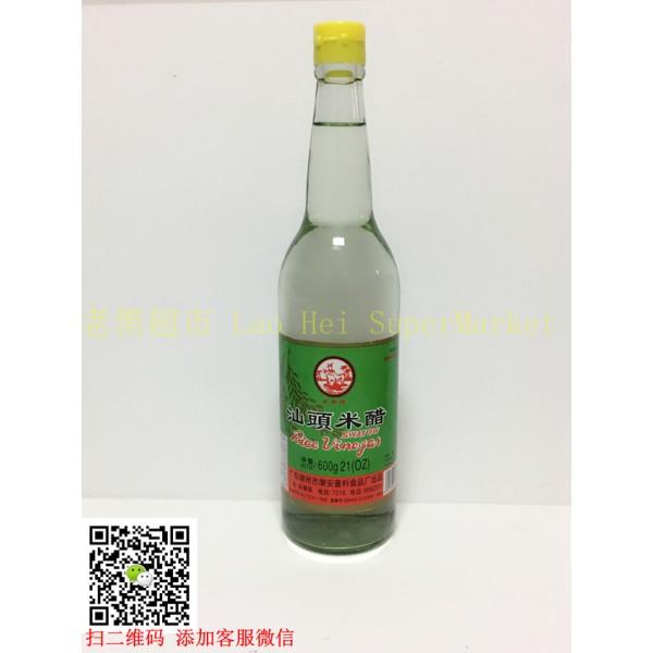 汕头米醋 600g