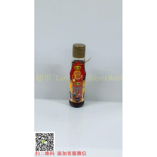 恒顺 芝麻香油150ml