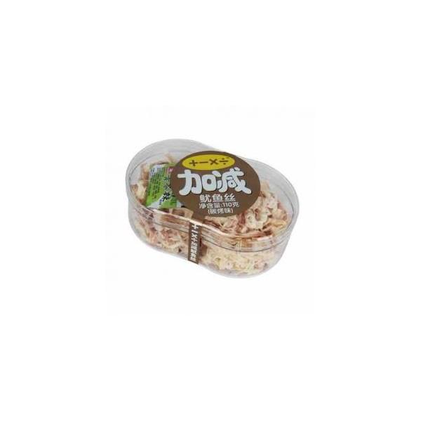 Dodaj, odejmij, pomnóż i podziel kawałki kalmarów (smak grillowany na węglu drzewnym) 110g