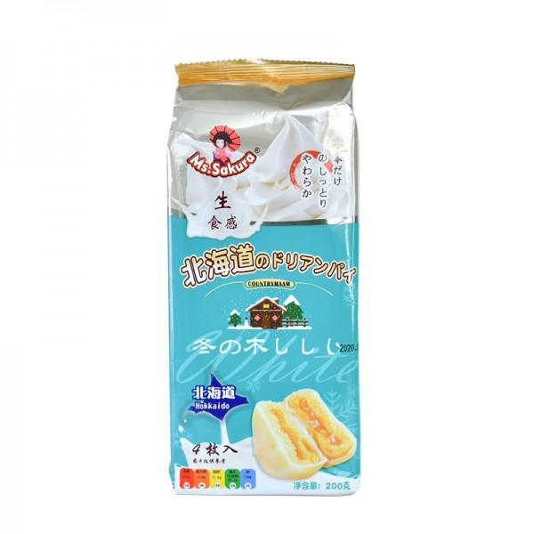 北海道 榴莲饼 200g