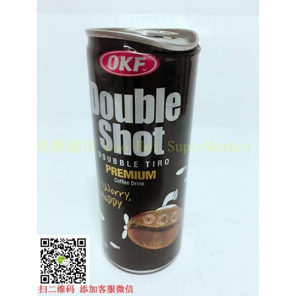 韩国OKF  咖啡 240ml