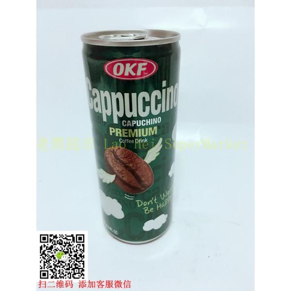 韩国OKF卡布奇诺240ml