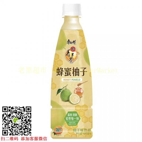 康师傅 蜂蜜柚子 500ml
