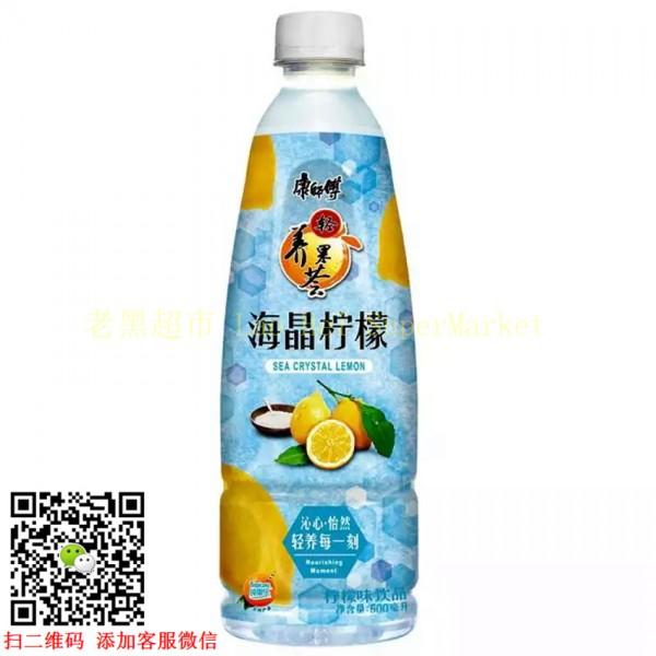 康师傅 海晶柠檬500ml