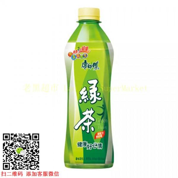 康师傅 绿茶 500ml