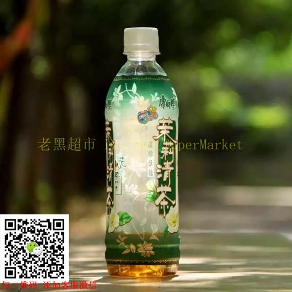 康师傅 茉莉清茶 500ml