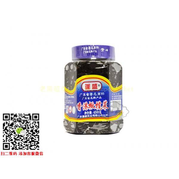 莲盛 香港橄榄菜 450g