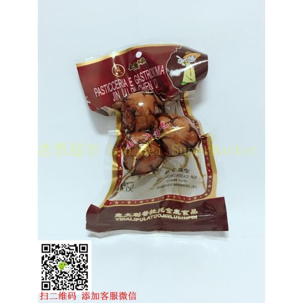 意大利金鹿食品卤茶叶蛋 150g