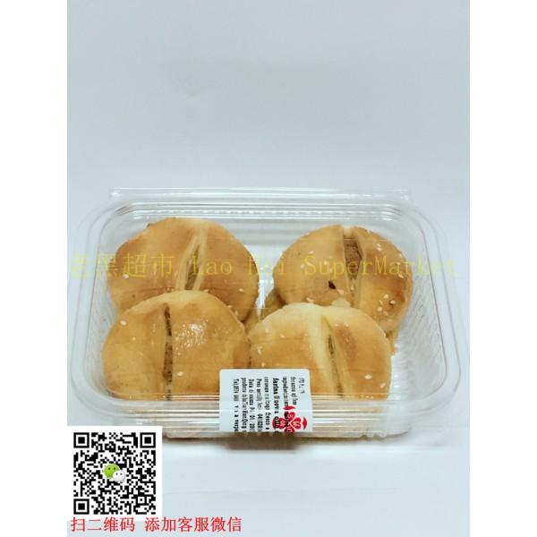 意大利花田食品 肉松饼 200g