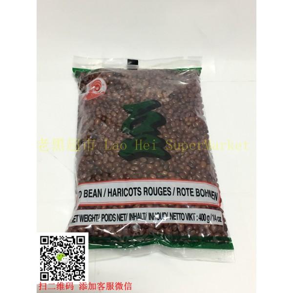 泰国鸡牌 红豆 400g