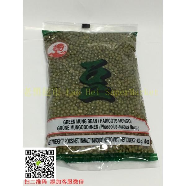 泰国鸡牌 绿豆 400g