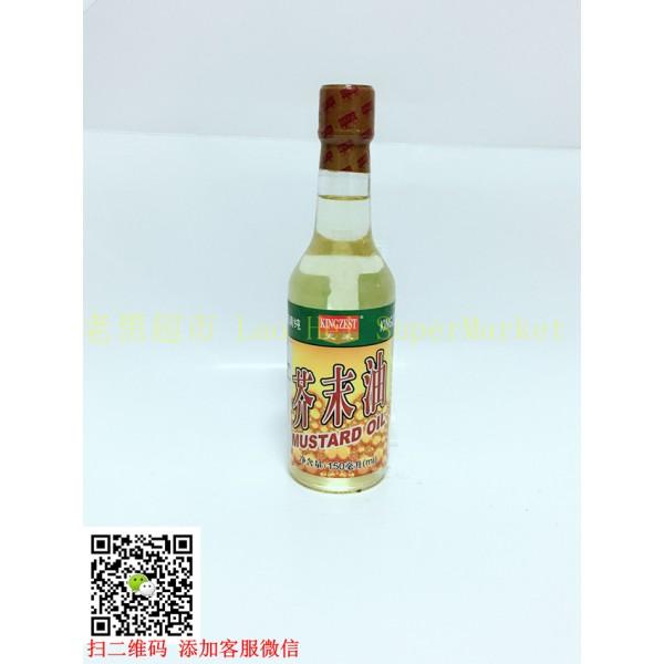 天禾 芥末油150ml