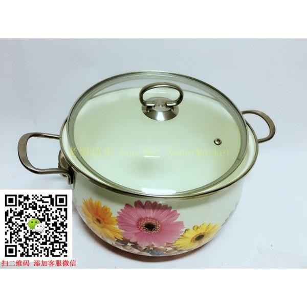 铁砂锅 容量6.8升