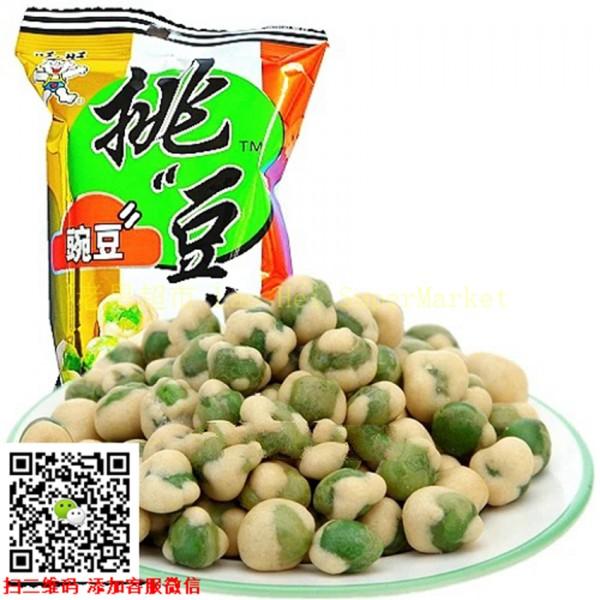 旺旺挑豆 (豌豆)95g