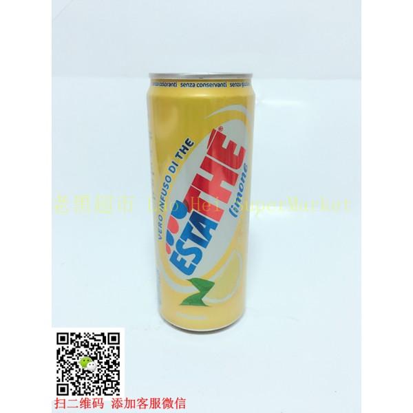 意大利 费雷罗  柠檬茶 330ml