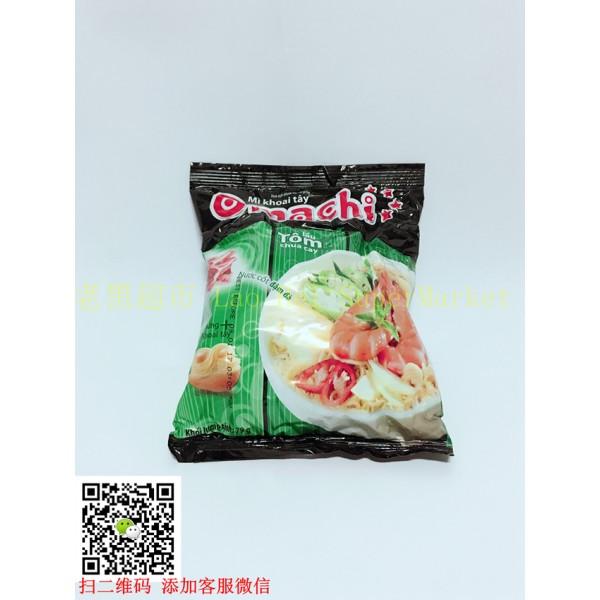 越南Omachi 袋装泡面 (鲜虾)80g