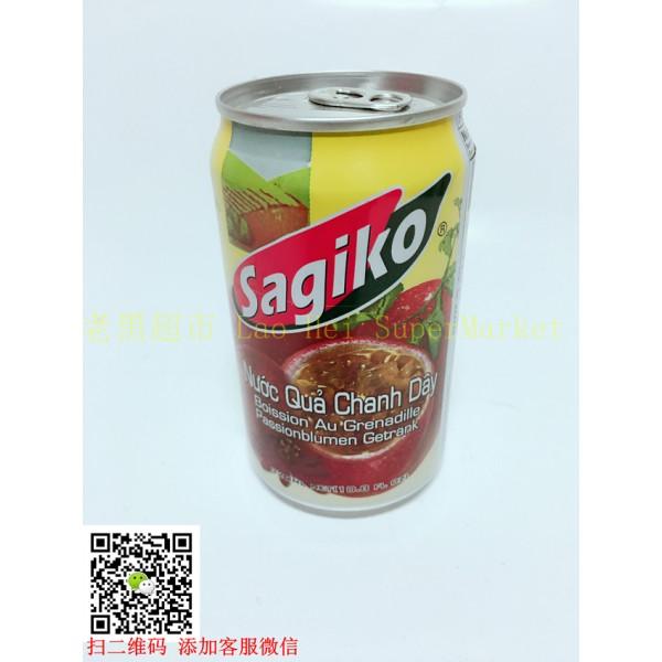 越南Sagiko 百香果汁 320ml