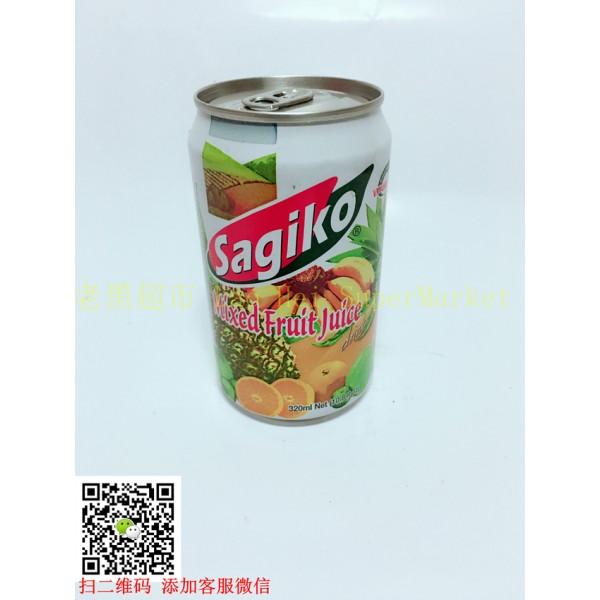 越南Sagiko 多味果汁 320ml