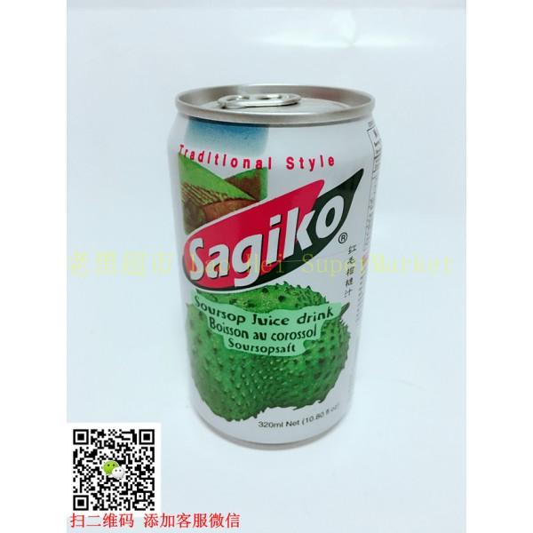 越南Sagiko 红毛榴莲汁 320m