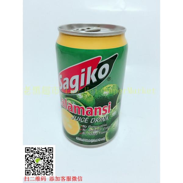 越南Sagiko 青橘饮料 320ml