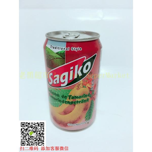 越南Sagiko 亚参饮料 320ml