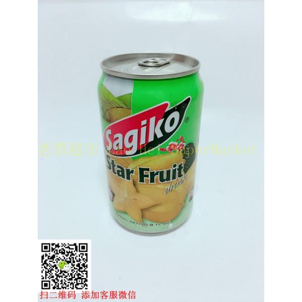 越南Sagiko 杨桃汁 320ml